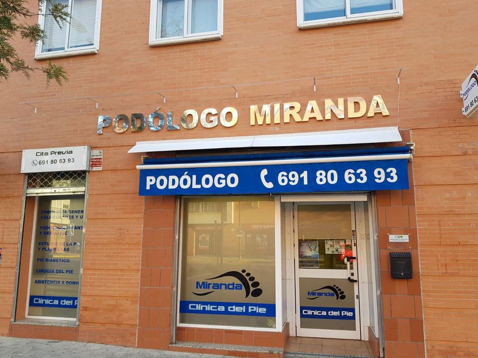 Podologo Miranda - Montequinto
